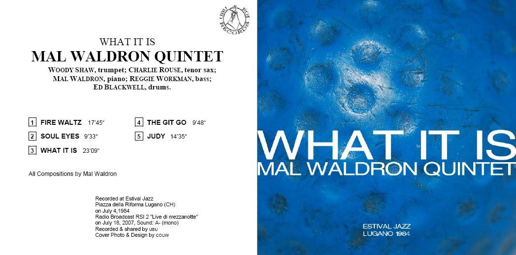 Mal Waldron Quintet Featuring Idrees Sulieman - Mal-1