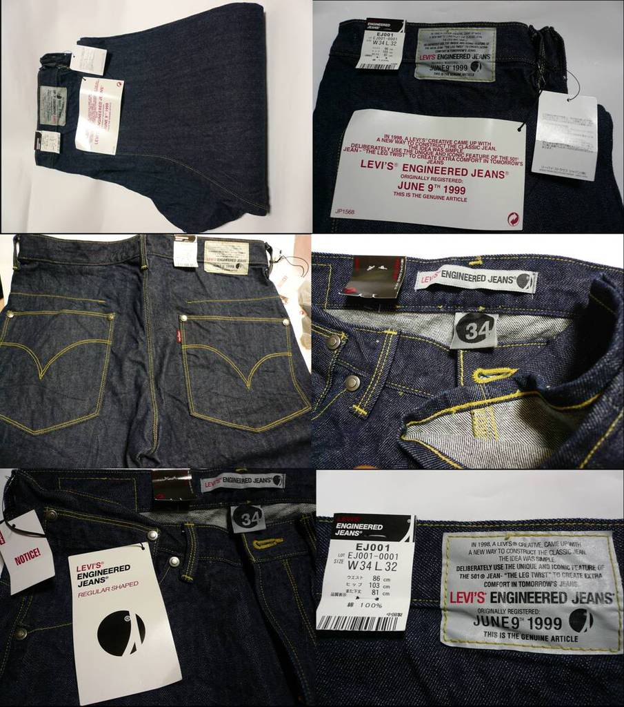 marketing strategy of levis