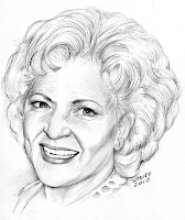 Betty White . Posted by gregjoens at 6:22 AM 