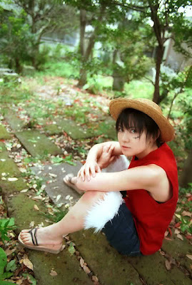Foto Cosplay Dari Anime One Piece