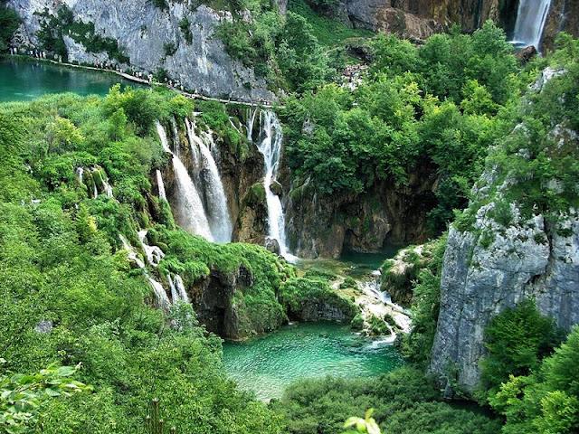 12.+Plitvice+Lakes%252C+Danau+Terindah+di+Eropa Plitvice Lakes, Danau Terindah di Eropa
