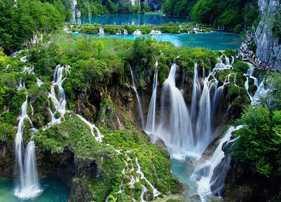 6.+Plitvice+Lakes%252C+Danau+Terindah+di+Eropa Plitvice Lakes, Danau Terindah di Eropa