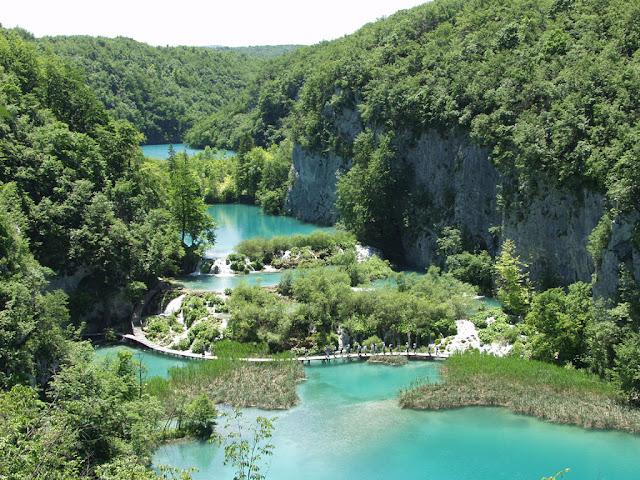 9.+Plitvice+Lakes%252C+Danau+Terindah+di+Eropa Plitvice Lakes, Danau Terindah di Eropa