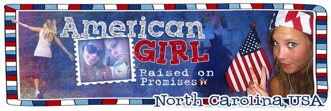 American Girl - Raised on Promises