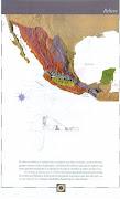 EL RELIEVE EN UN MAPA DE LA REPÚBLICA MEXICANA (relieve en mexico)
