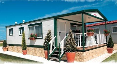 Arquitectura de casas vivienda prefabricada tipo - Casas americanas espana ...