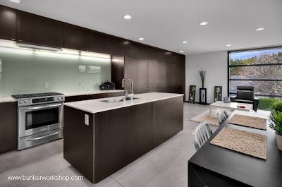 Arquitectura de casas muebles de cocinas modernas - Muebles comodas modernas ...