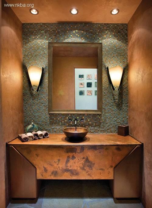 Arquitectura de casas decoraci n de ba os for Ver decoracion de banos