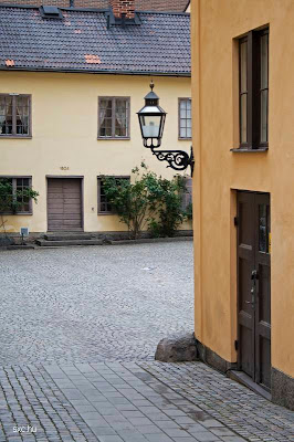 Casas viejas restauradas