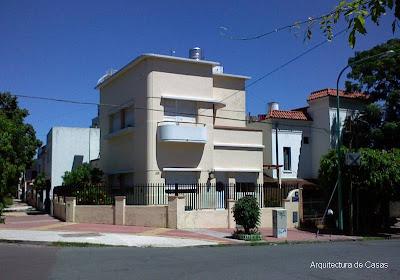 Casa Moderna en esquina
