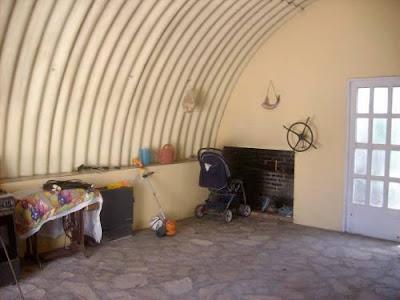 Interior del garage