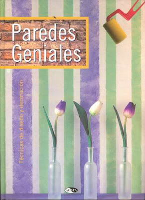 Libro decoracion paredes