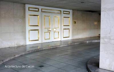 Seguridad edificio, acceso