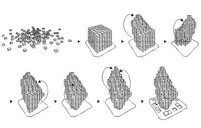 Edificio formas