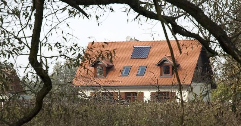 Arquitectura de casas techos y techados de casas for Modelos de casas con techos de chapas