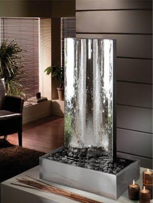 Fuente de agua interiores