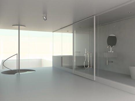 Arquitectura de casas casa peque a estilo minimalista en for Casa minimalista definicion