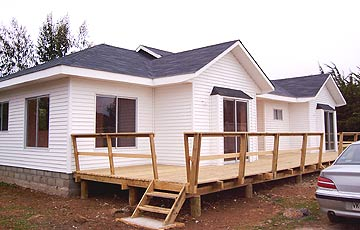 Arquitectura de Casas: Fotografías de casas prefabricadas. - photo#26