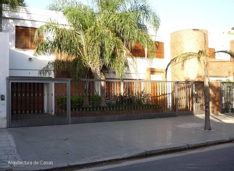 Arquitectura de casas residencia moderna urbana estilo contempor neo - Estilo arquitectura contemporaneo ...
