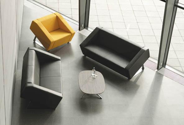 Sofá estilo Contemporáneo