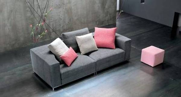 Sofá diseño italiano