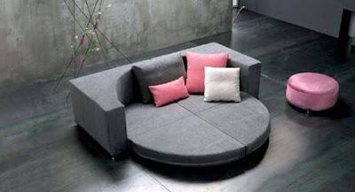 Sofá moderno diseño italiano