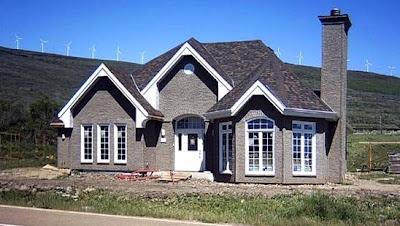 Arquitectura De Casas Casas Americanas Tipo Canadiense