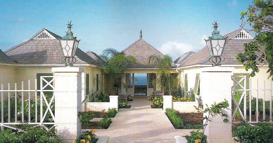 Arquitectura de casas casa en el caribe para una princesa - Casas de princesas ...