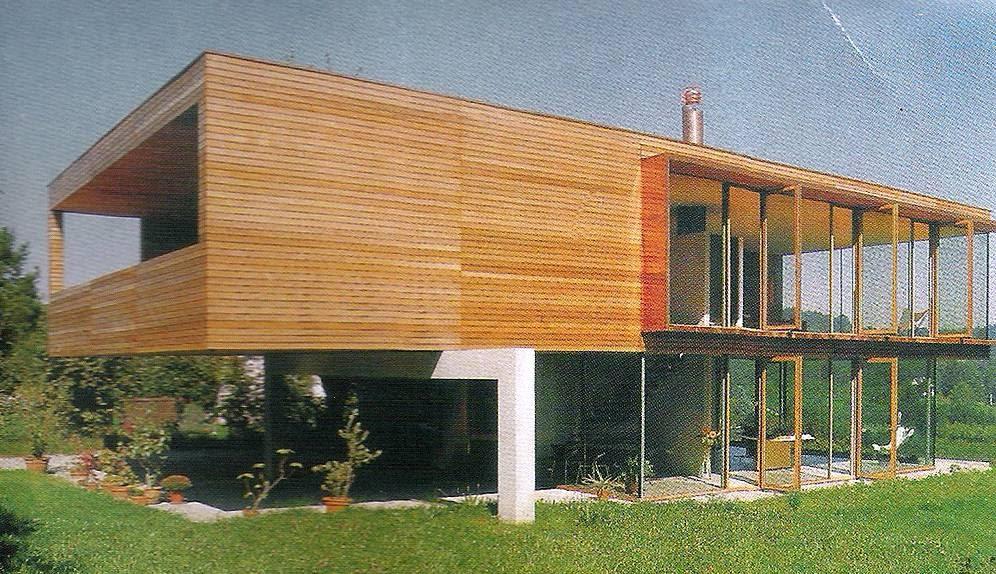 Home interior design ideas casas de madera maciza - Casas de madera maciza ...