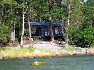 Cabina finlandesa