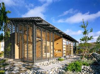 Casa finlandesa de madera