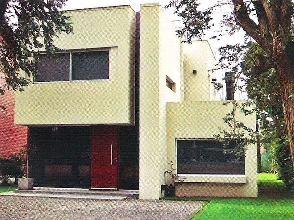 Arquitectura de casas casa minimalista con amplias for Casa minimalista blog
