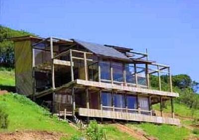 Arquitectura de casas casa balc n en la monta a chile - Apartamentos de montana ...