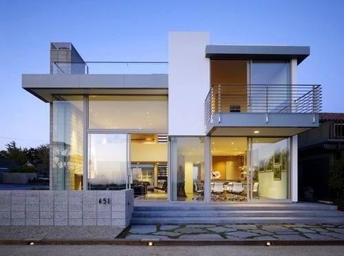 Casa residencial estilo Contemporáneo en California