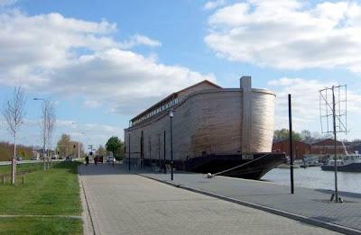 Arca de Noé en Holanda