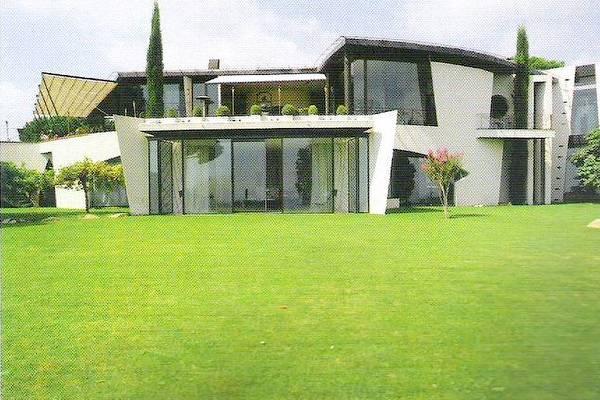 Casa moderna de diseño artístico