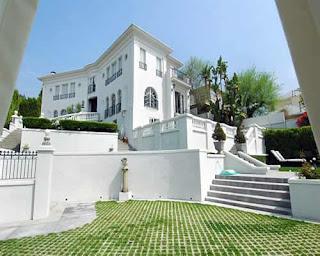 Casa estilo Rodolfo Valentino