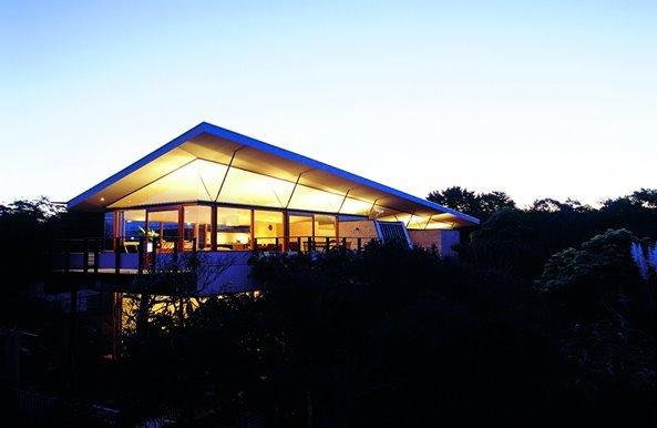 Felix House casa rural moderna australiana