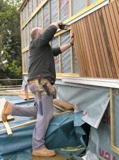 Revestimiento de madera