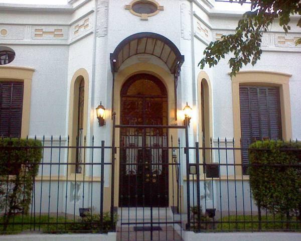 Arquitectura de casas una casa de estilo italiano restaurada - Casas de estilo italiano ...