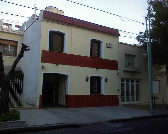 Arquitectura de casas fachada moderna estilo colonial - Fotos de casas estilo colonial espanol ...