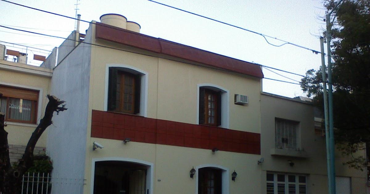 Arquitectura de casas fachada estilo colonial argentina for Estilos de casas arquitectura