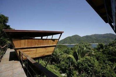 Casa de los árboles mexicana