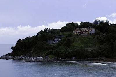Villa en Tailandia frente al mar