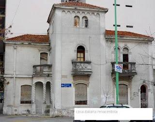 Arquitectura de casas antigua casa de barrio para restaurar - Restaurar casas antiguas ...