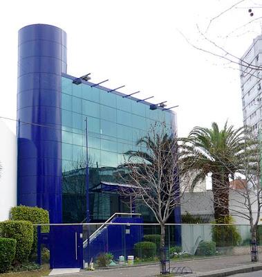 Edificio vidriado