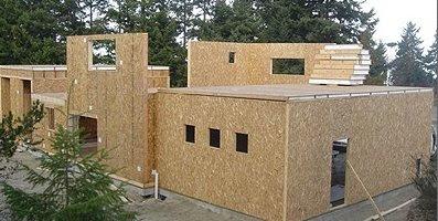 Sistema de construcción de viviendas con paneles SIP