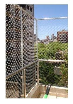 Redes para balcones