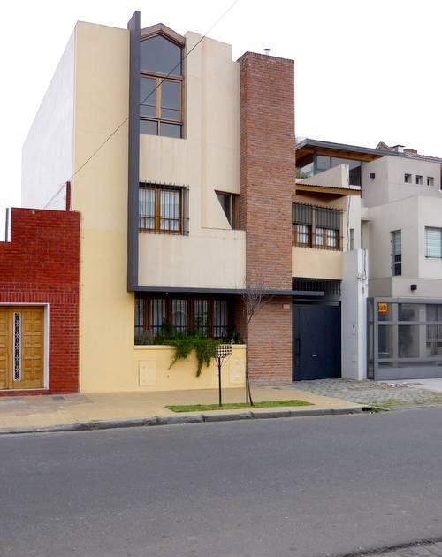 arquitectura de casas una casa moderna contempor nea en On casa moderna argentina