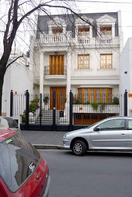 Casa residencial
